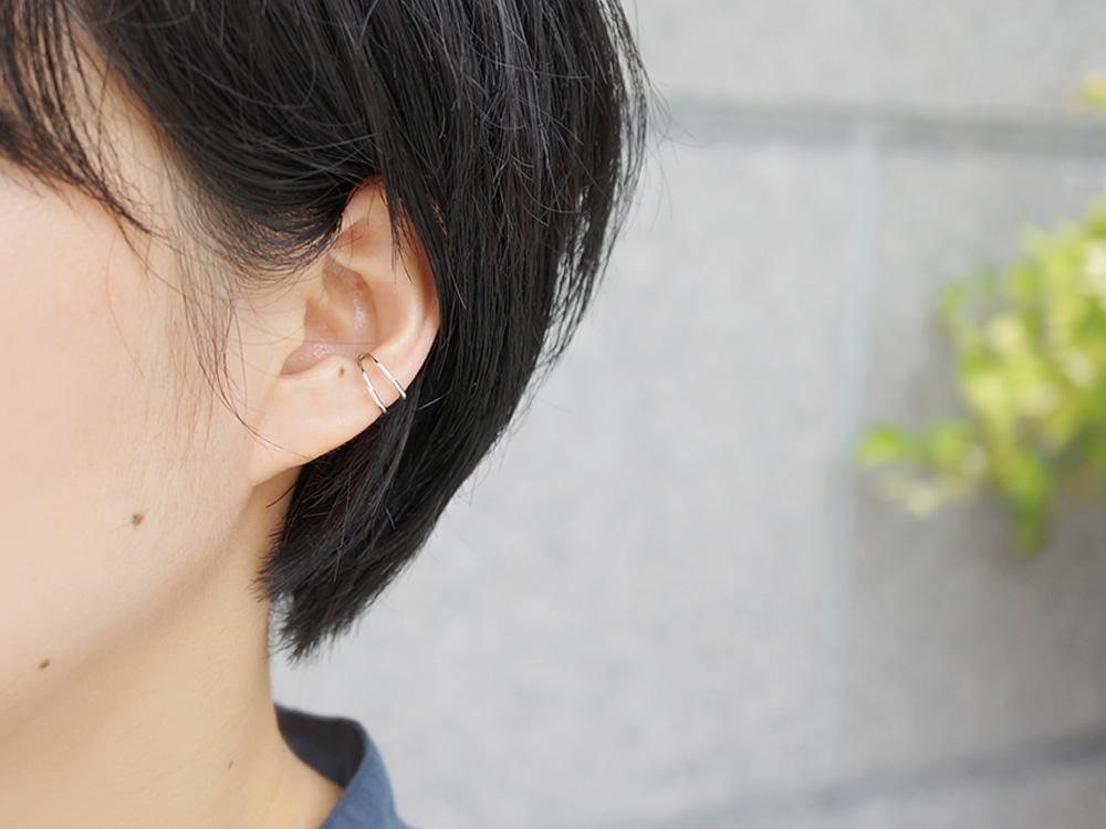 イヤーカフ 鈴木 京香