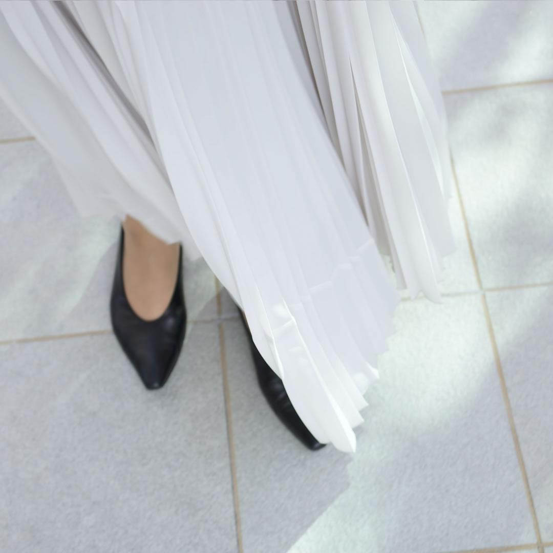 ASTRAET(アストラット)のプリーツスカート
